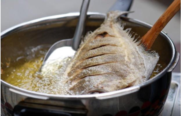 Cara Meng Goreng Ikan Tidak Meleket Di Tempat Masak