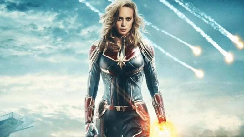 Captain Marvel Bergabung