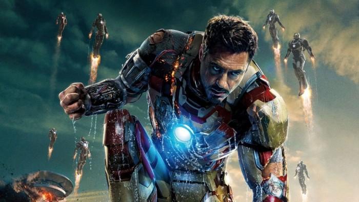 Munculnya Tony Stark
