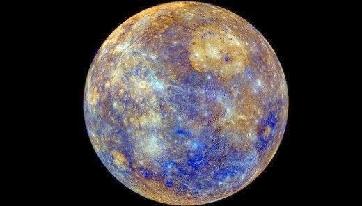Planet Merkurius Tampaknya Memiliki Inti Padat yang Besar