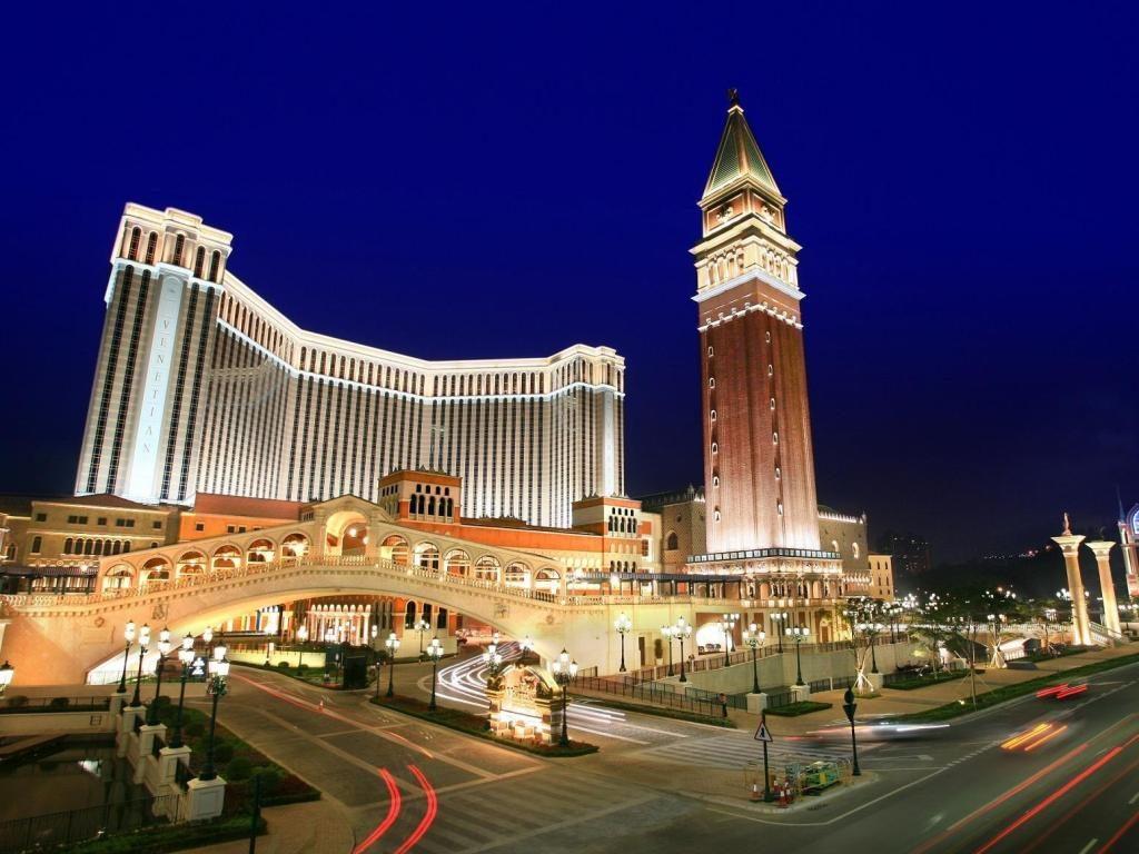 3 Kasino Termegah Yang Ada Di Macau