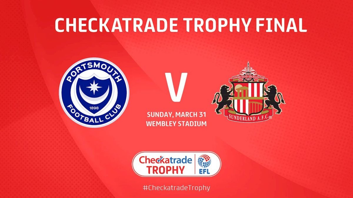 PORTSMOUTH VS SUNDERLAND DI LIGA ONE PLAY-OFF
