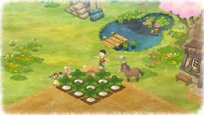 Harvest Moon dengan karakter Doraemon