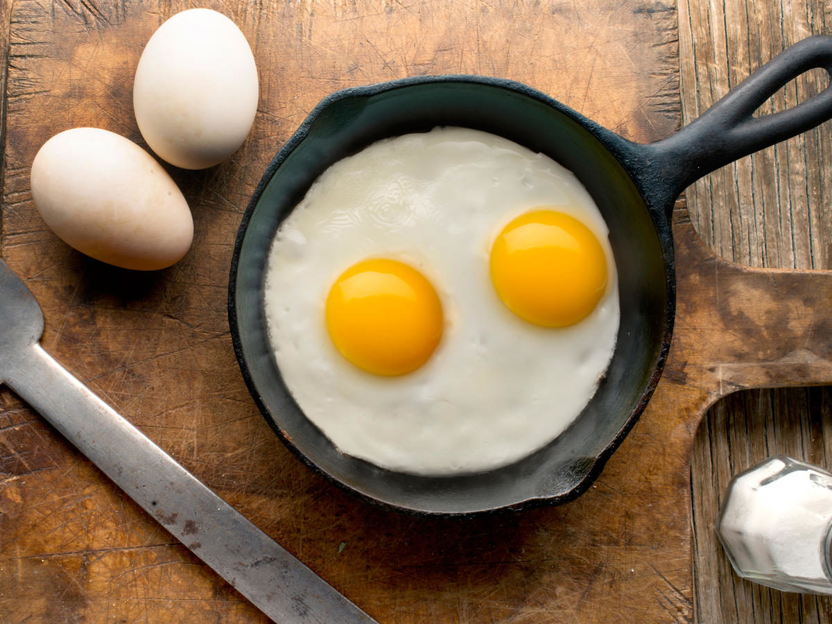 Cara memasak jenis telur dan manfaat telur !
