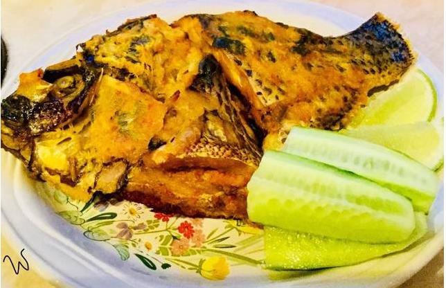 Cara Membuat Ikan Bakar Resep Bang Dodong