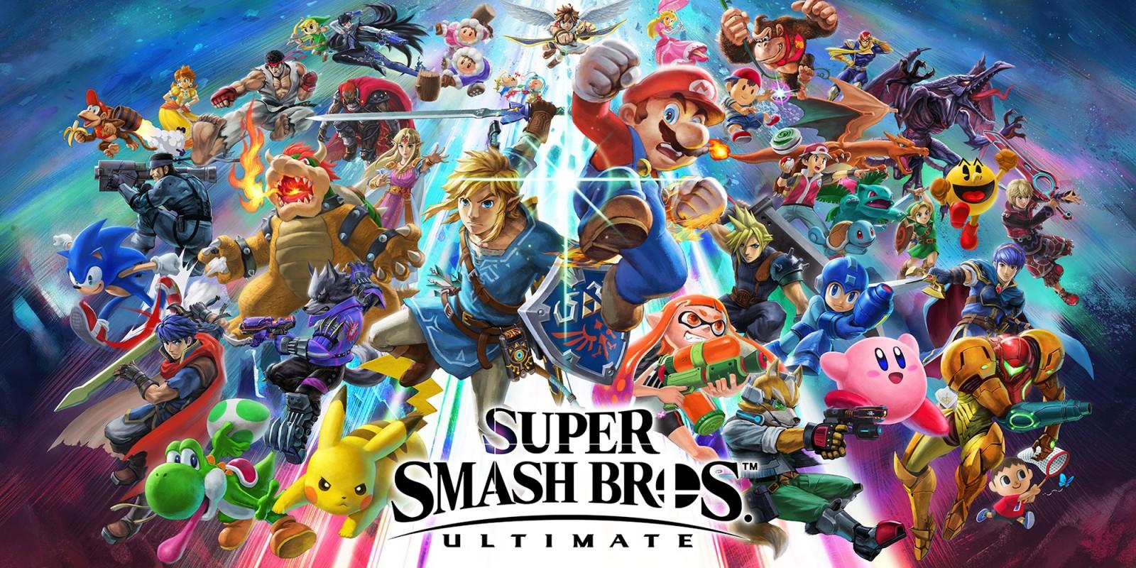 Nintendo Mendapat Masalah dari Game Super Smash Bros